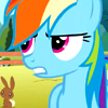 dorked: (Rainbow Dash - lineface)