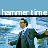 arcanelegacy: (hammer time)