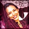 varadia: irene bedard purple background (Smile!, Cheerful!)