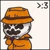 rougaroux: (W:: Chibi!Rorschach >:3)