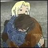 rougaroux: (Gan:: Hug Timez)