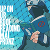keitorin: Kakashi reading porn on your roof (prnz)