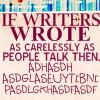 draconunquamdormiens: (writers)