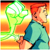 thecrazyone: (Giant green fist!)