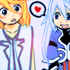 dancingmuffins: [ Tales of Symphonia ] ([ Mithos/Genis ] Heart)