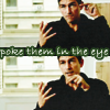 ravenspear: (PoI / poke them in the eye)
