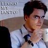 marvola: Jack holding a coffee cup, looking grumpy, with the phrase 'Leggo my Ianto!' (grumpy!Jack, leggo)