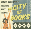 sara: Once you visit...you won't want to leave the City of Books (books)