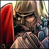 crimsonseastorm: (Megs and Screamer kiss)