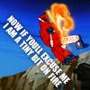 robox: (Tiny bit on fire)