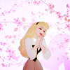 excelsis: disney's aurora holding her hands happily (♰ fuck you forever damon)
