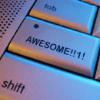 prettypanic: awesome key
