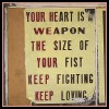 melusina: (any your heart is a weapon)