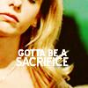 novin_ha: Buffy: gotta be a sacrifice ([buffy] gotta be a sacrifice)