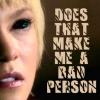 luvxander: (Meg bad person)