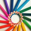brate7: (rainbow pencils)