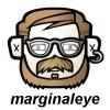 marginaleye: (cartoon self-portrait)