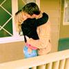 dangermousie: (VM: V/L kiss by frenchscent)