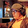 hazyshade: (Patrick: headphones)