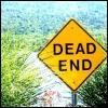 endings: (dead end)