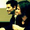 madtobesaved: (Misha and Jared)