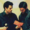 madtobesaved: (Misha and Jensen)