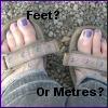 uisgich: (Feet!)