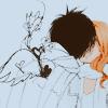 haruna: (haruna ♫ our love is like no love)