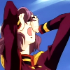 mikogalatea: Shiori from Revolutionary Girl Utena, screaming in frustration after having lost a duel. (Shiori; FML)