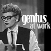 "cortexiphankid47: Lucy from I Love Lucy with caption ""Genius at Work"" (Default)"