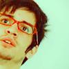 hoppus: (patd - Brendon - Red glasses)