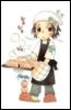 chibimonnie: (misaki baking)