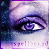 shireal: purple eye with spellbound (spellbound)