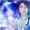 shireal: Yuna from FFX in fetching blue (wings)