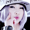 "finalises: (2ne1 ♥ minzy ""getting it 2nite"")"