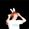 """finalises: (dbsk ♥ jae """"hehe bunnies"""")"""