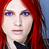 vibrant_horizon: A young man with long red hair, pale skin, and dark blue eyes (Default)
