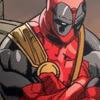 getdunked: (<Deadpool> Herp de derp.)