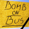 "scaramouche: ""Bomb on Bus"" in print, from Speed (bomb on bus)"
