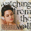 herdivineshadow: (watching from the wall)