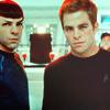 herdivineshadow: (kirk/spock)