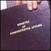 gramarye1971: briefing folder from the Department of Administrative Affairs (YM: DAA Brief)