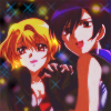 perpetuity: (Miki and Megumi (me))