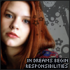 pandorasblog: Angela from 'My So-Called Life' with caption 'in dreams begin responsibilities' (Default)