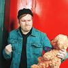 hazyshade: (Patrick: angry bear)