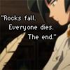 ningi: ([Princess Tutu] Fakir | rocks fall every)
