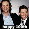 syfygirl70: (Happy 100th)