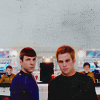 lunasolitaria: (Kirk and Spock)
