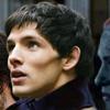 lilian_cho: Merlin in X-Men gear (Telepath!Merlin)