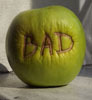 zombiehobbit: (bad apple)
